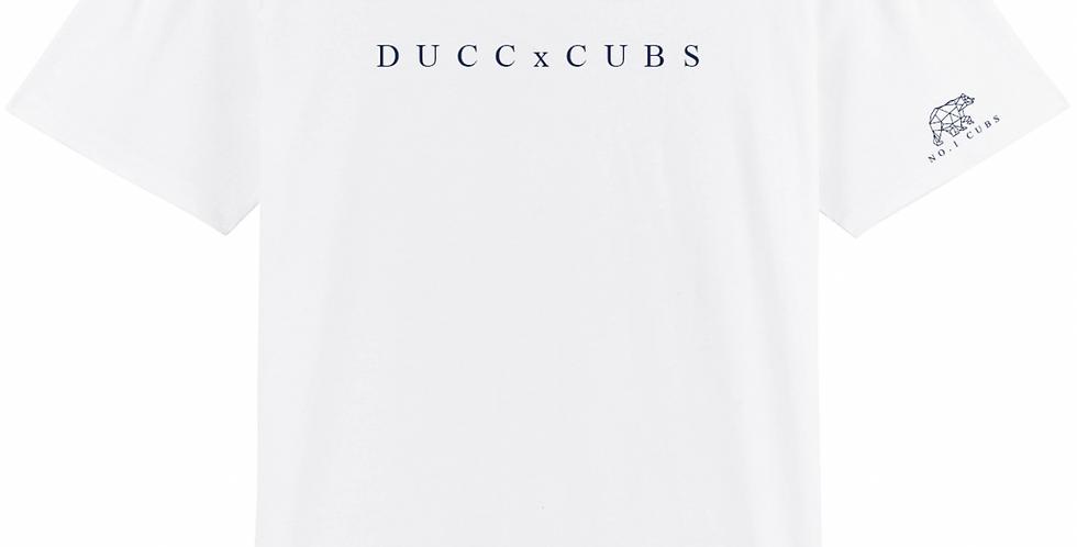 DUCC T-SHIRT WHITE