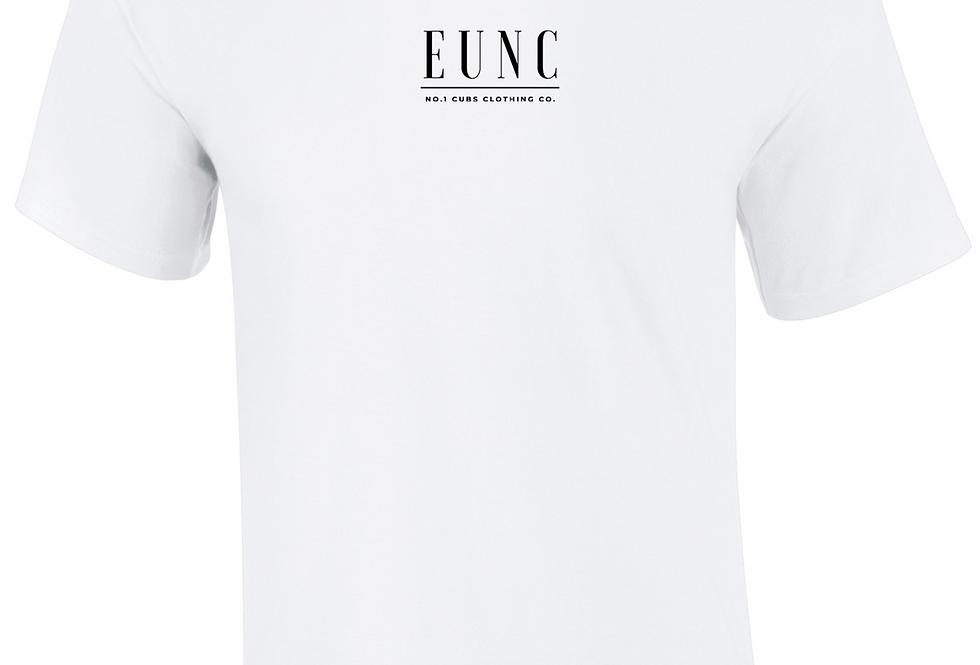 EUNC x NO1 CUBS WHITE T-SHIRT