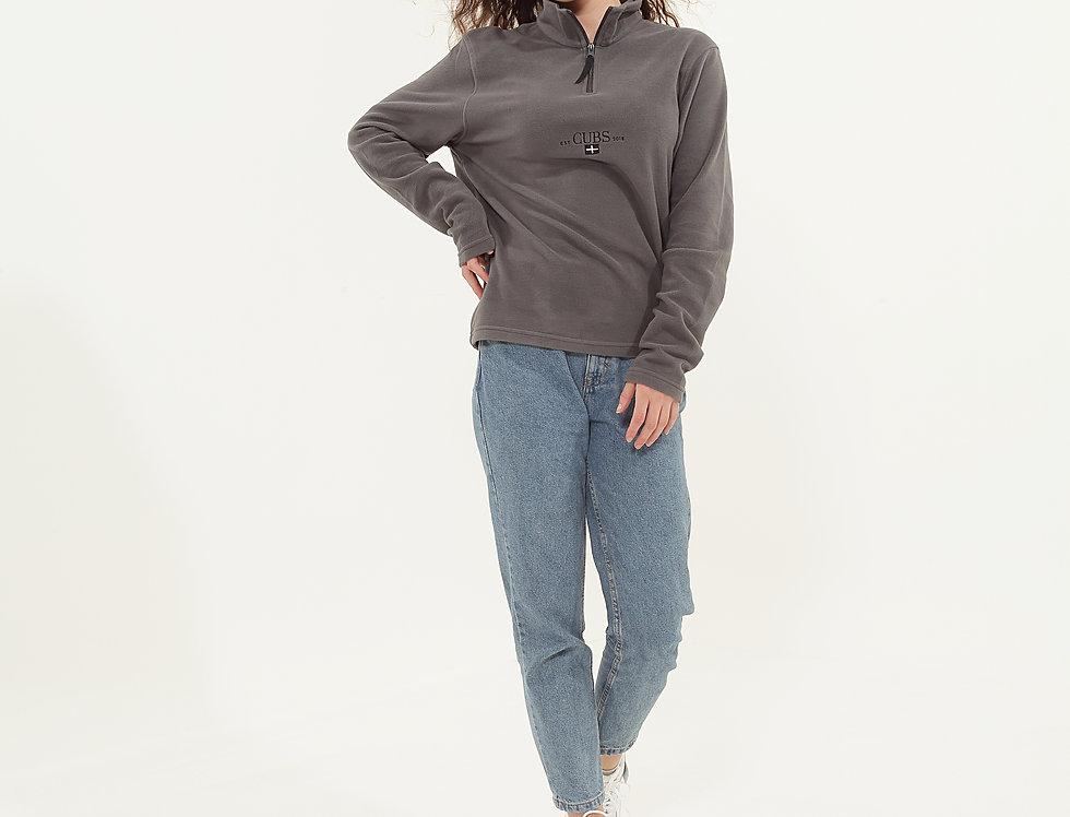 Kernow Micro Fleece Grey