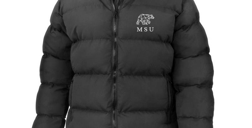 MSU Puffa Coat