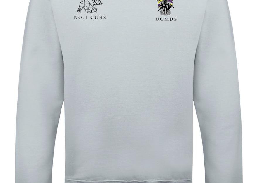 UOMDS Sweatshirt //Grey