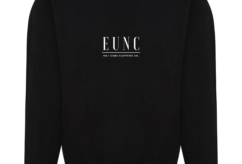 EUNC x NO1 CUBS BLACK TRACKSUIT