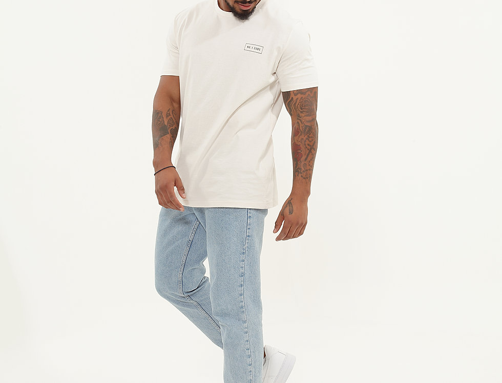 Explore T-Shirt Vintage White