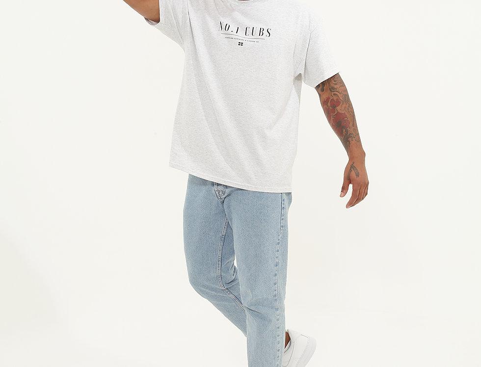 Company T-Shirt Ash Grey