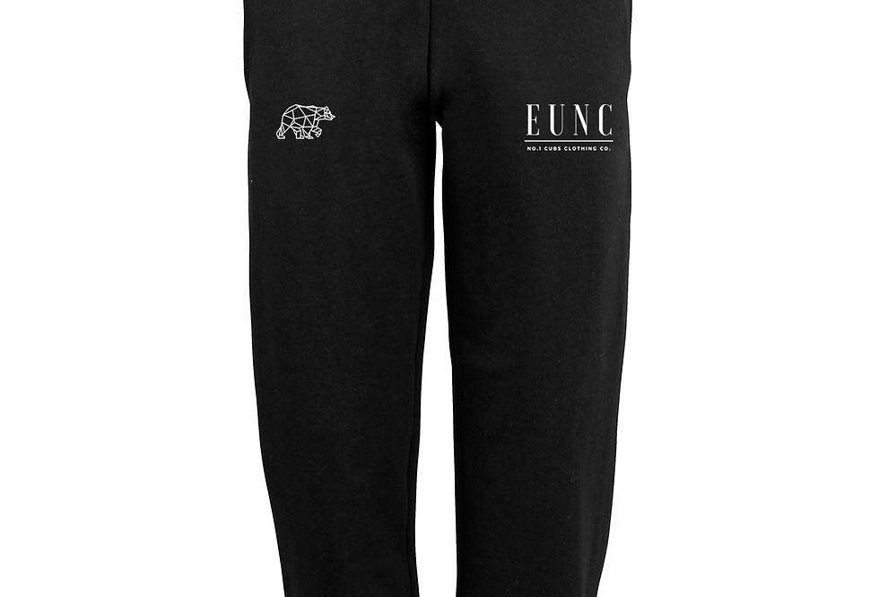 EUNC x NO1 CUBS BLACK SWEATPANTS