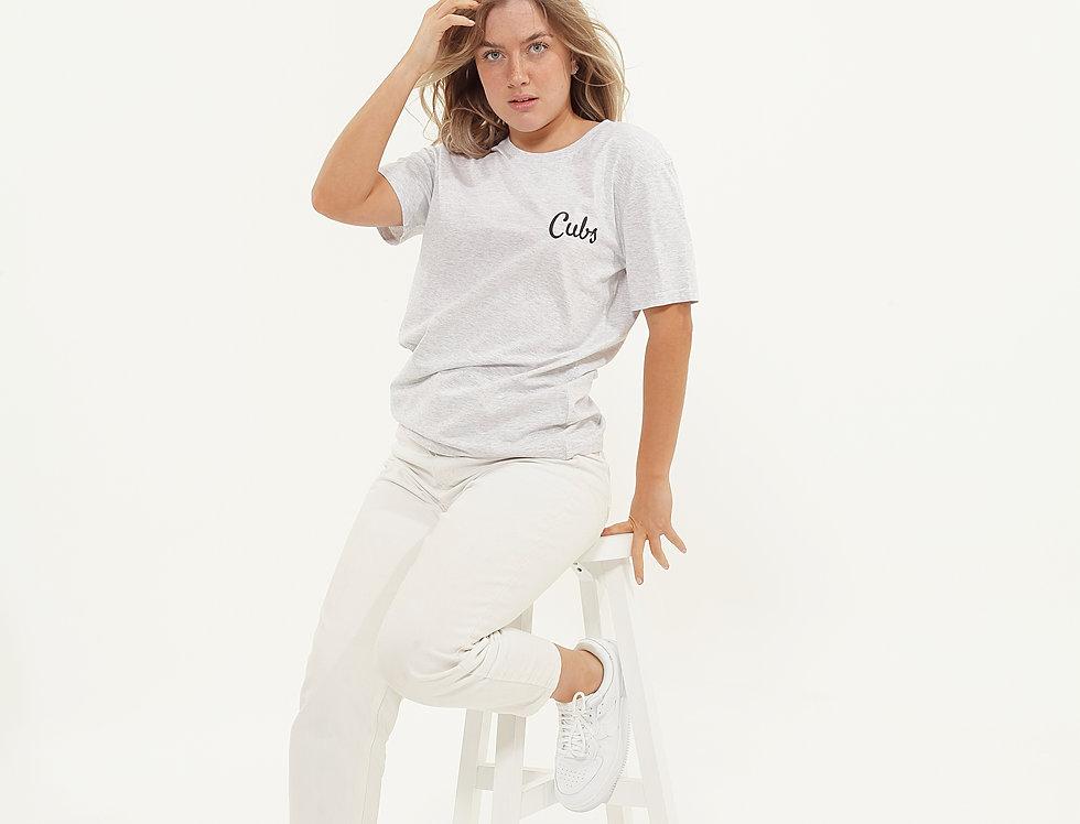 Cubs T-Shirt Ash Grey