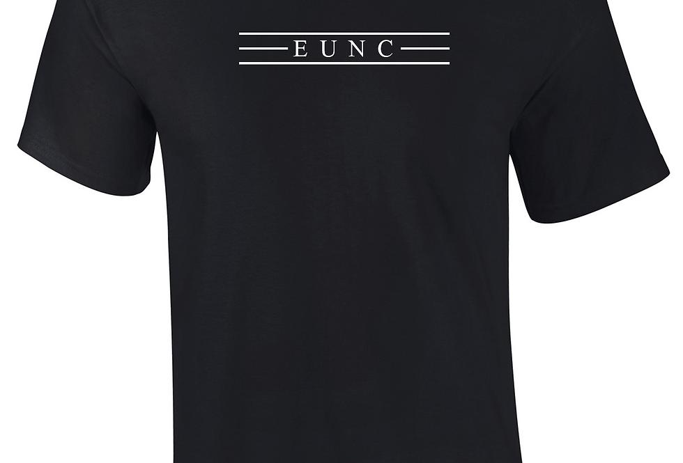 EUNC BLACK T-SHIRT