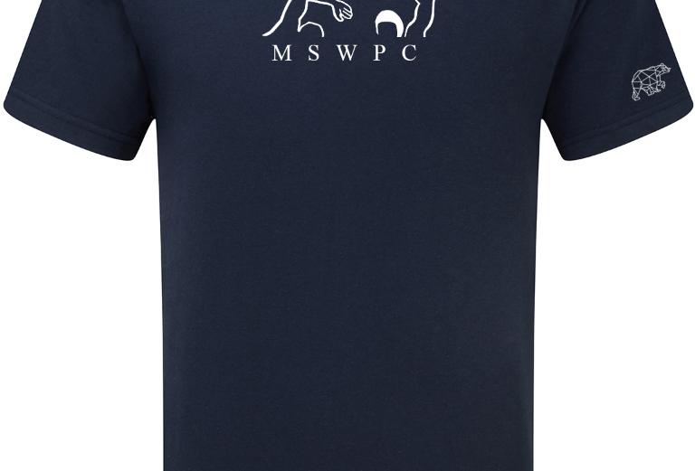 MSWPC Navy T-Shirt