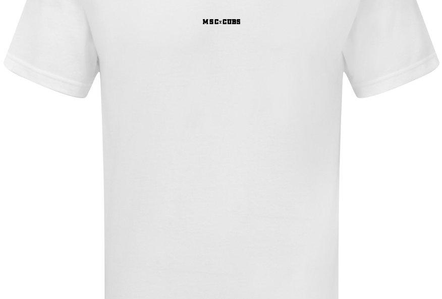 MSC White Tee