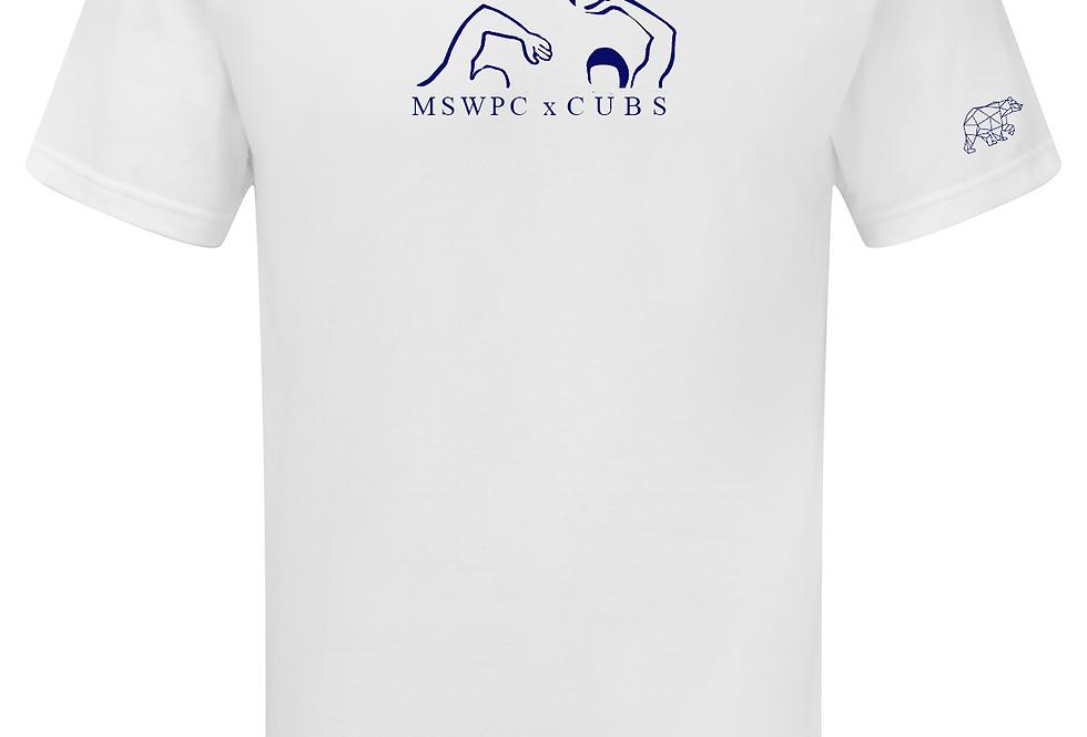 MSWPC White T-Shirt