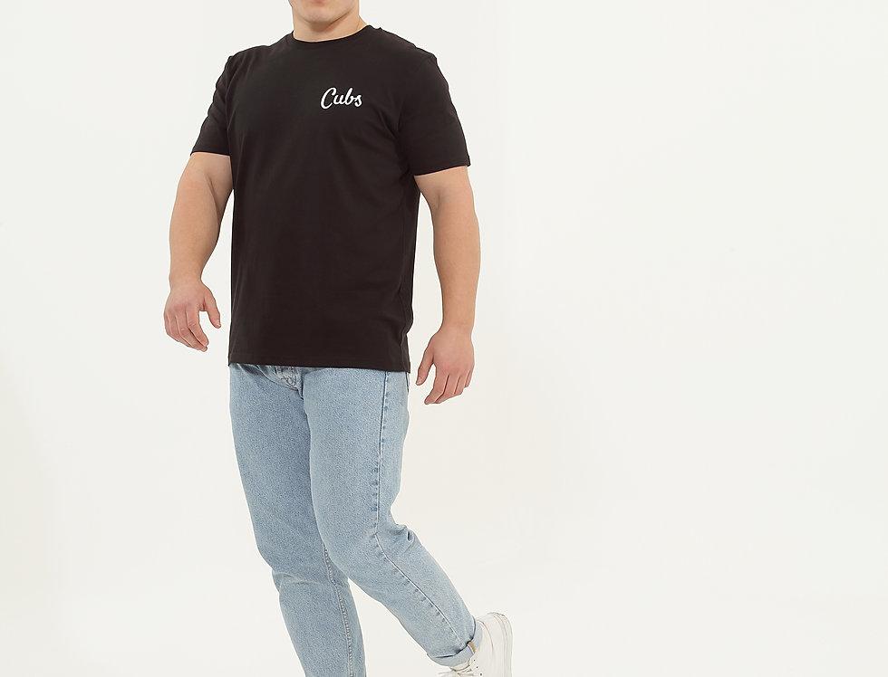 Cubs T-Shirt Black