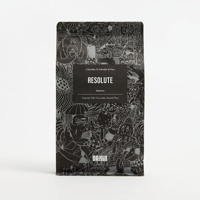 RESOLUTE // FILTER 250G