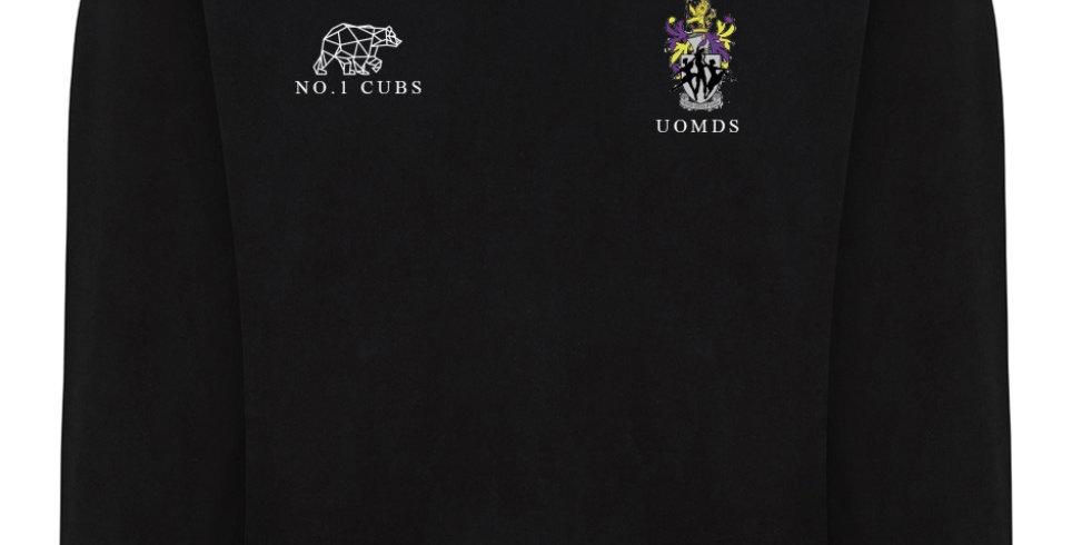 UOMDS Sweatshirt // Black