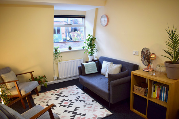 Muswell Hill Counselling room