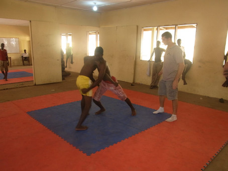 First Greco Tournament in Cape Coast