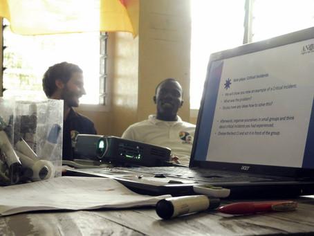 Intercultural Training 2014