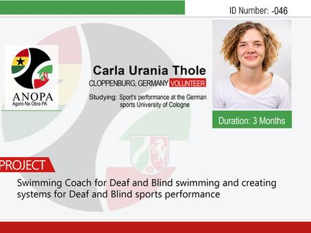 welcome Carla!!