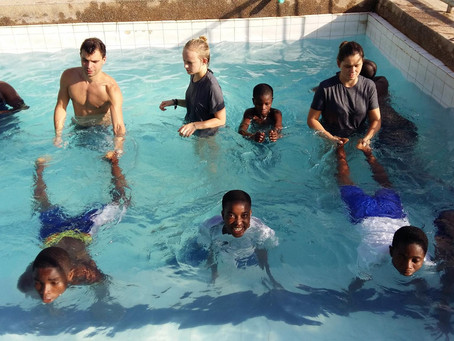 New swim program for hearing impaired kids launched!