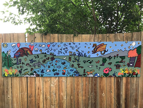 Brown Crescent mural on fence.jpg