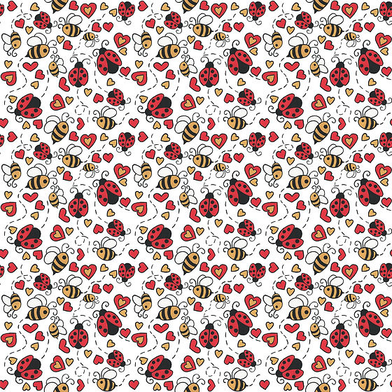 LADY BUGS AND BEES WHITE BACKGROUND.jpg