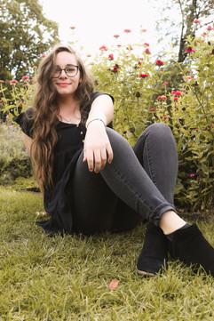 emma - senior photos