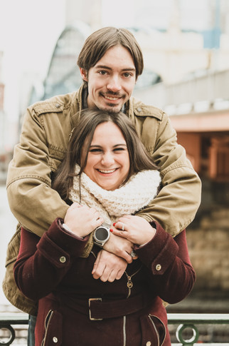 angela & brian engagement