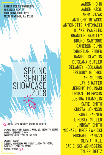 spring senor showcase 2018 tv