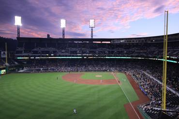 baseball sky