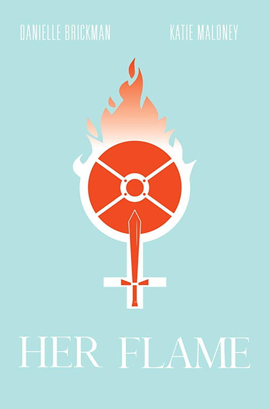 her flame poster