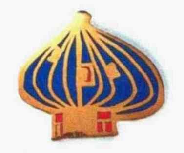 Onion Dome #930