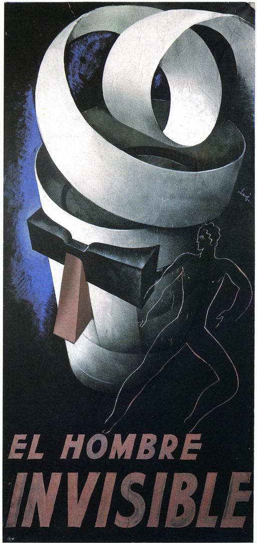 El Hombre Invisible, 1934