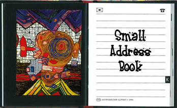 Small Address Book