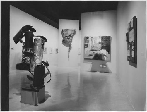 Stankiewicz Art of Assemblage MoMA 1961.