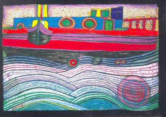 Regentag on Waves of Love