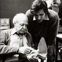 Woodward and Henry Moore.jpg