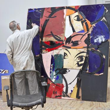 Matisse como Pretexto in Studio