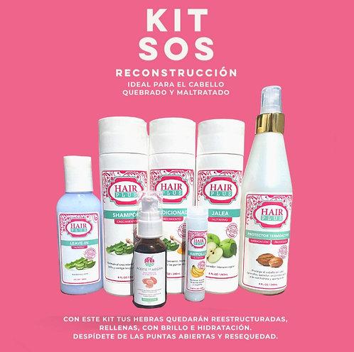 Kit SOS  Reconstrucción
