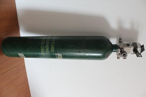 Oxygen cylinder top - 801366-11