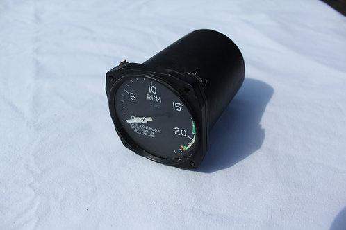 Tachometer Dual - C668017-0108