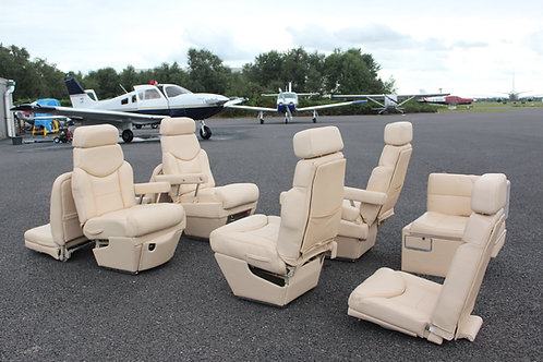Complete interior seating from Golden Eagle