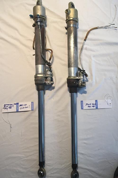 Actuator Struts - 9910136-5  &  9910136-4