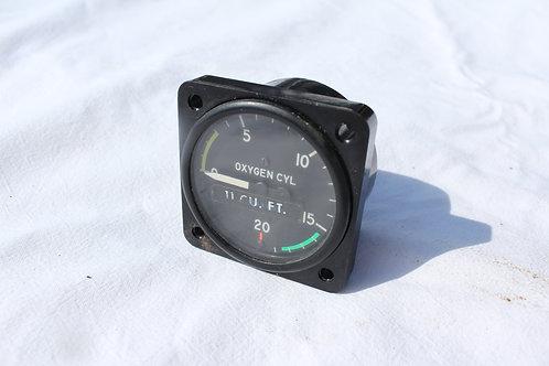 Oxygen Cylinder Pressure Indicator - C668522-0101