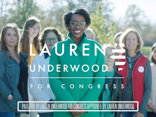 Join our Lauren Underwood Phone Banking Team