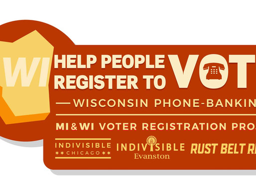 WI Voter Registration Phone Calls