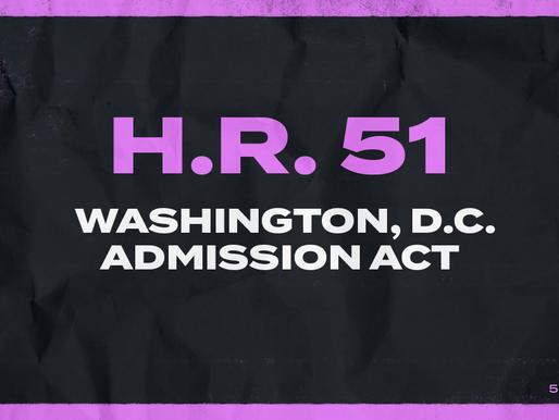 Take Action: DC Statehood Digital Week of Action on April 12-18