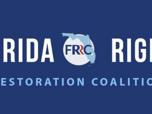 Support the Florida Voting Rights Restoration Coalition