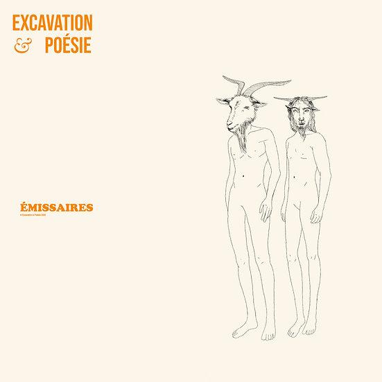 Album, Émissaires