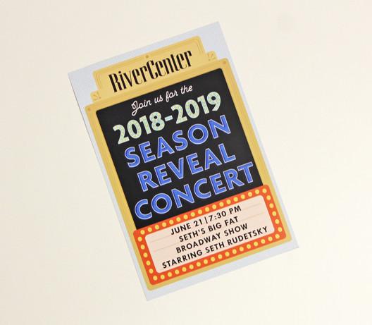RiverCenter Invitations