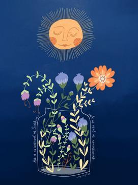 Art is Sunshine