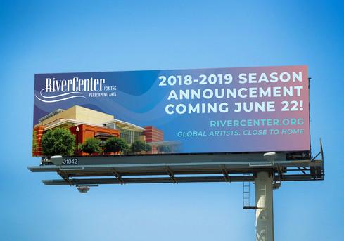 RiverCenter Branding